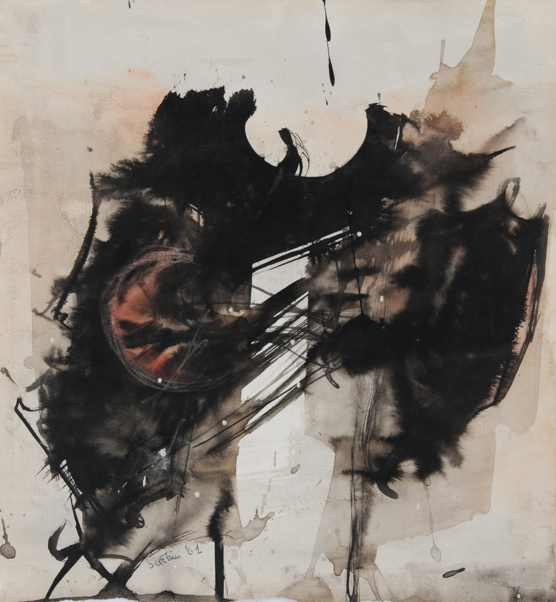 Bertini Gianni, Untitled
