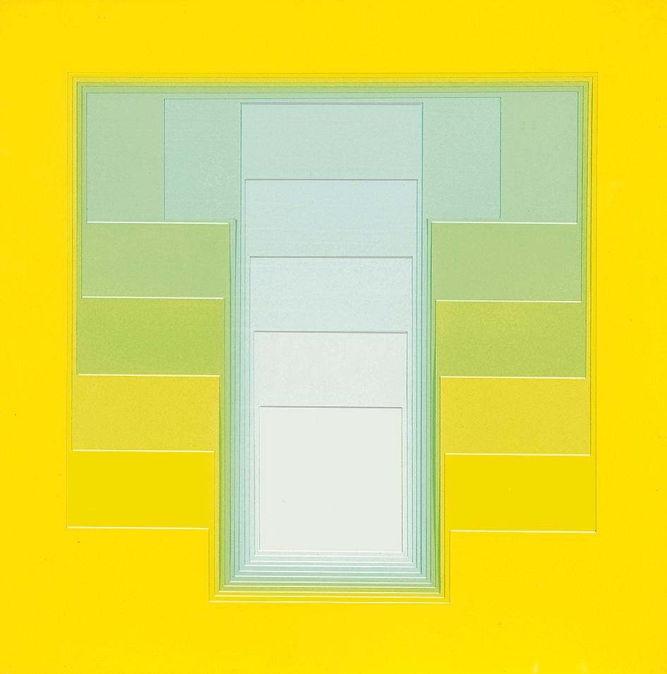 Gerstner Karl, Color Sound 39 (2K), Extra Version