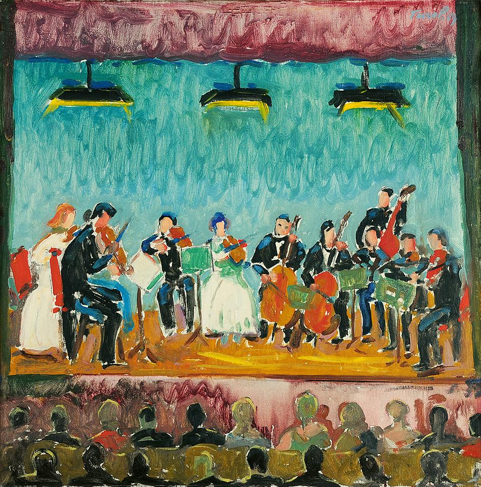 Pedretti Turo, Die Festival Strings Lucerne