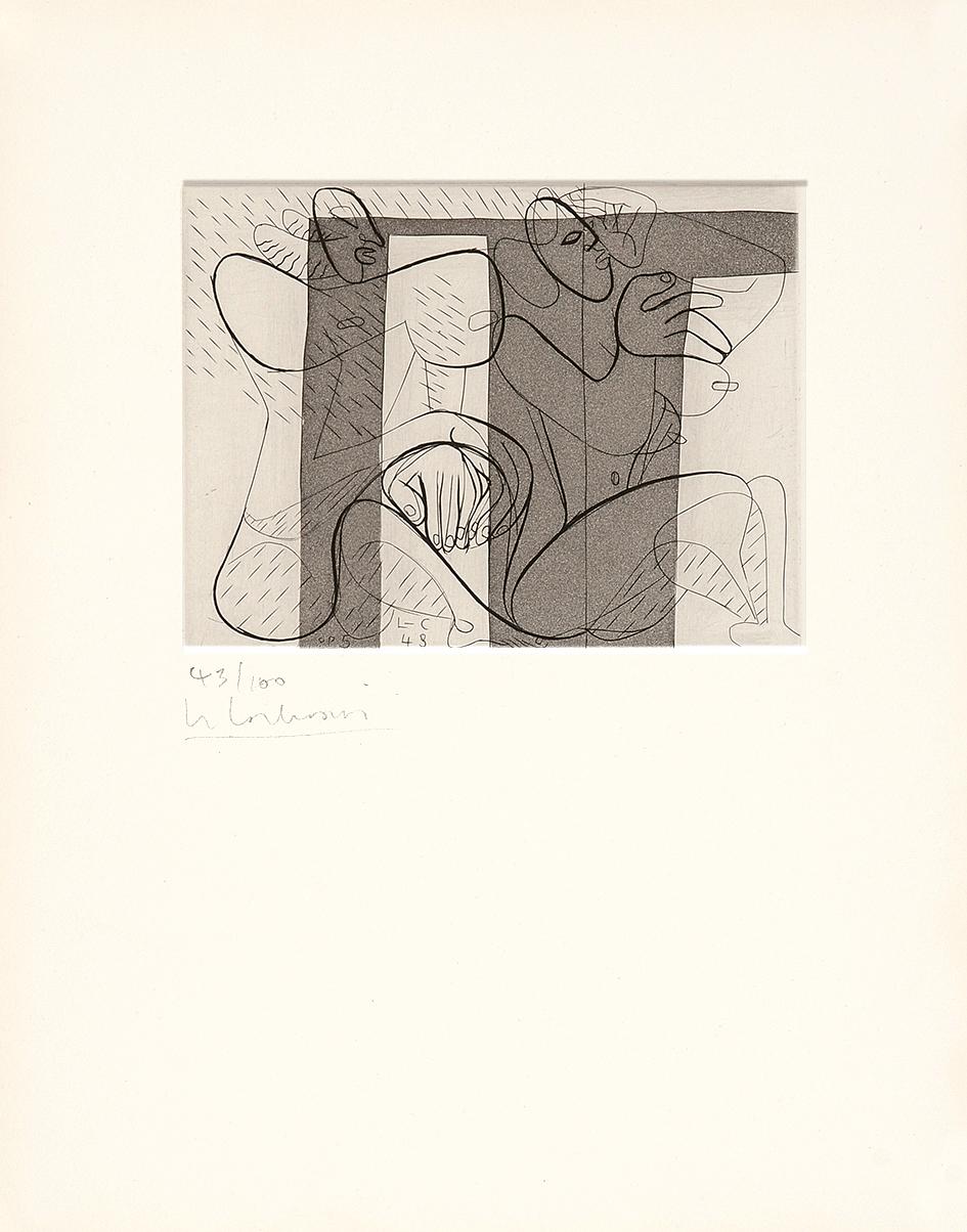 Le Corbusier, Murale