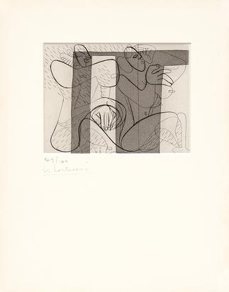 Corbusier Le, Murale