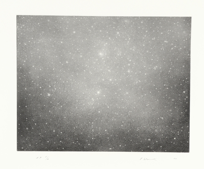 Celmins Vija, Night Sky 3