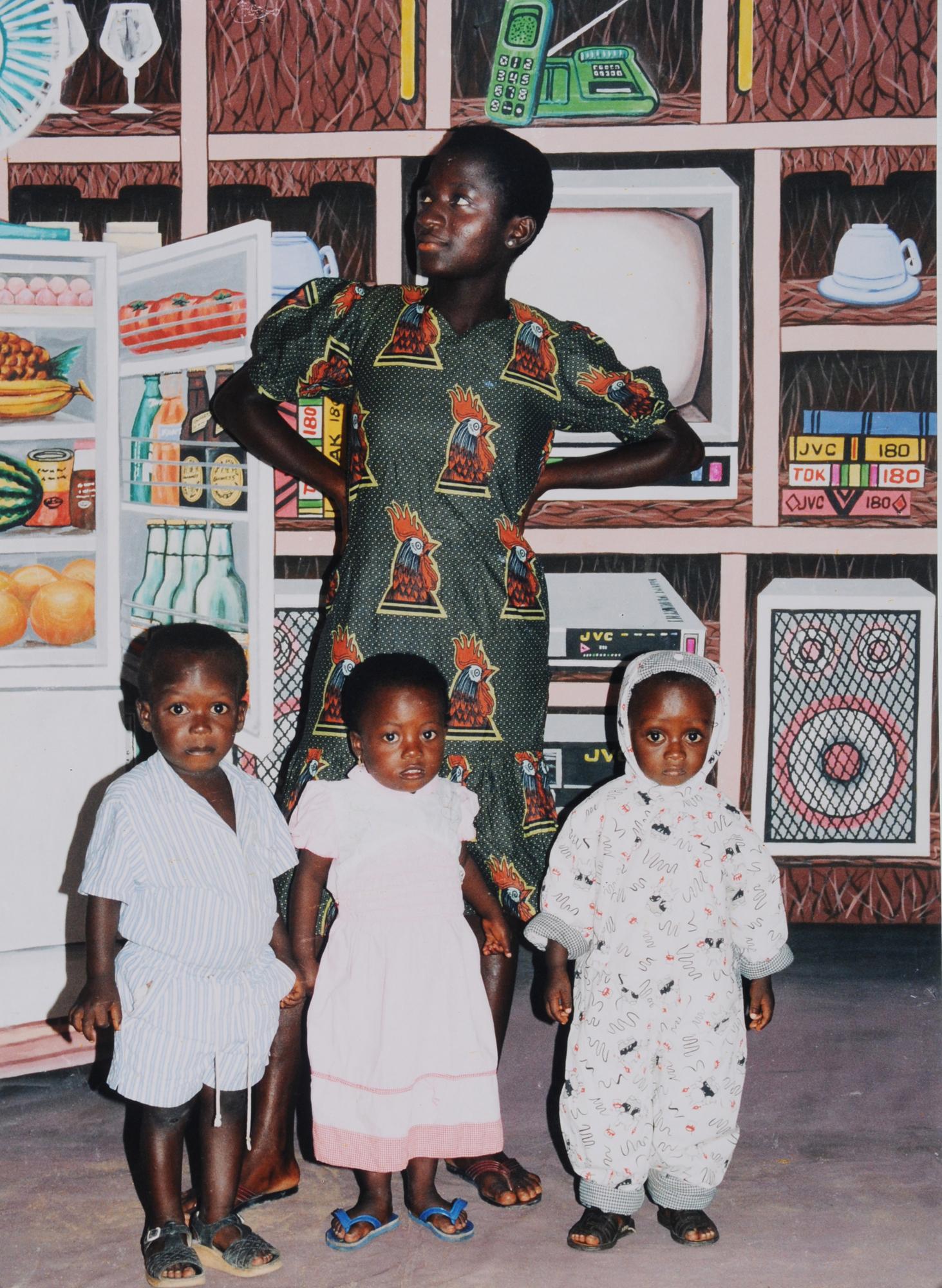 Kwame Apagya Philipp, When Will My Children Come?