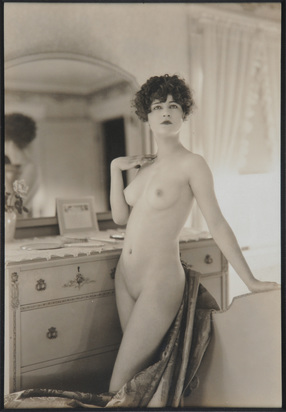 Allen Albert Arthur, 3 photographs: Female nude