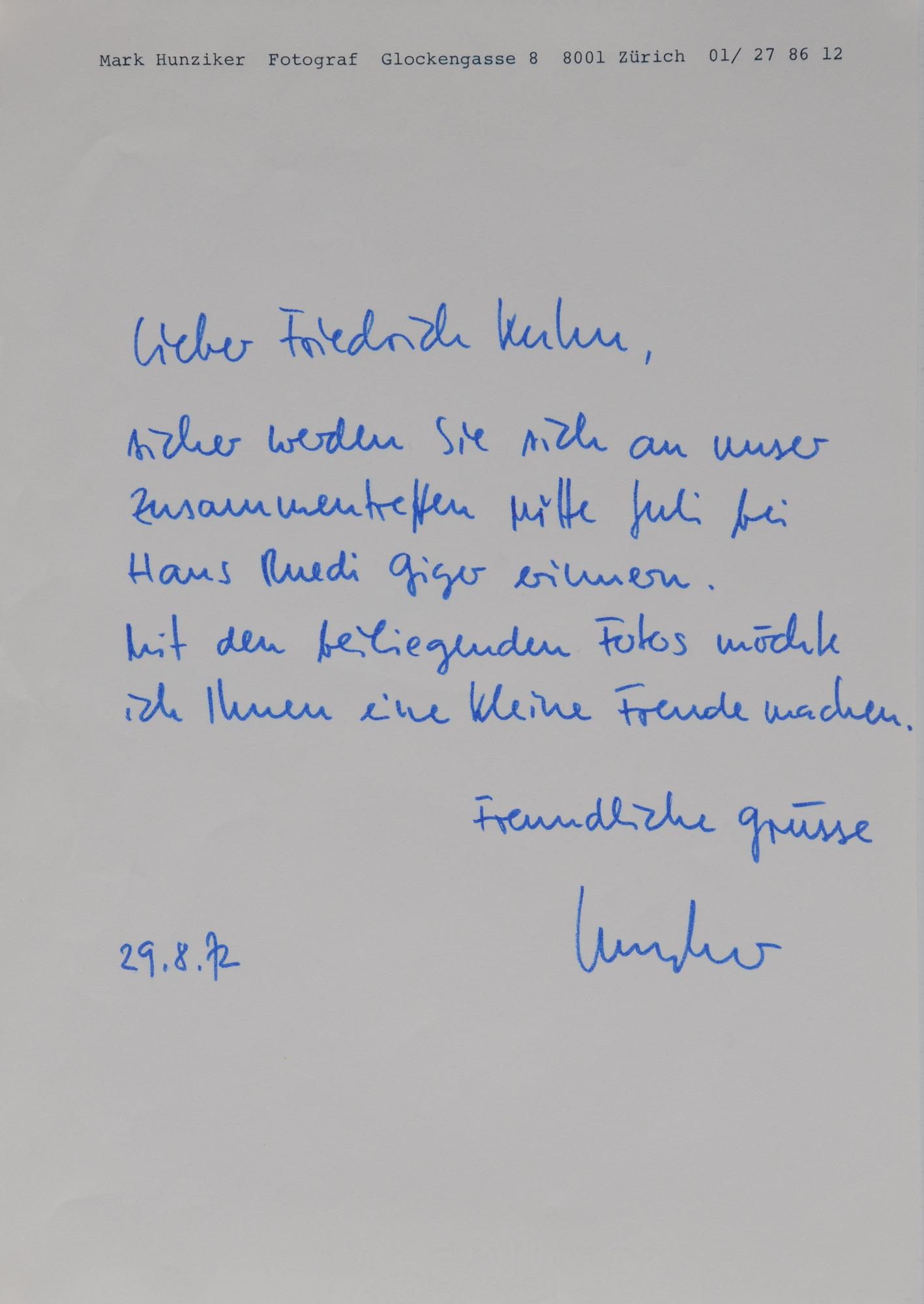 Kuhn Friedrich, Mappe. Fotoalbum Friedrich Kuhn