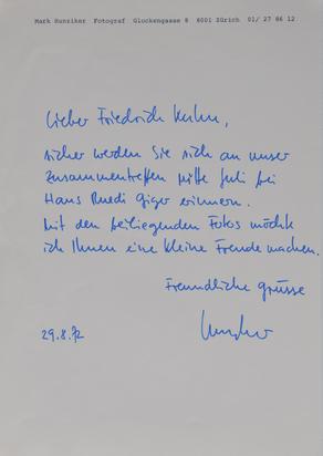 Kuhn Friedrich, Folder. Photo Album Friedrich Kuhn