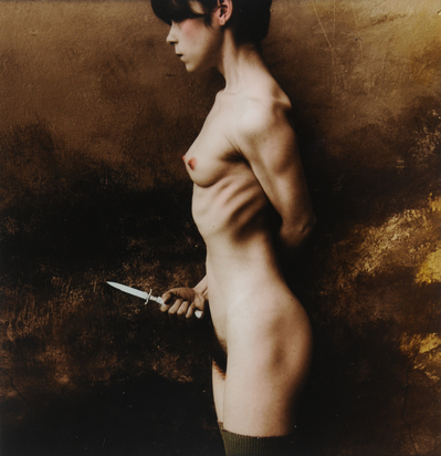 Saudek Jan, The Knife