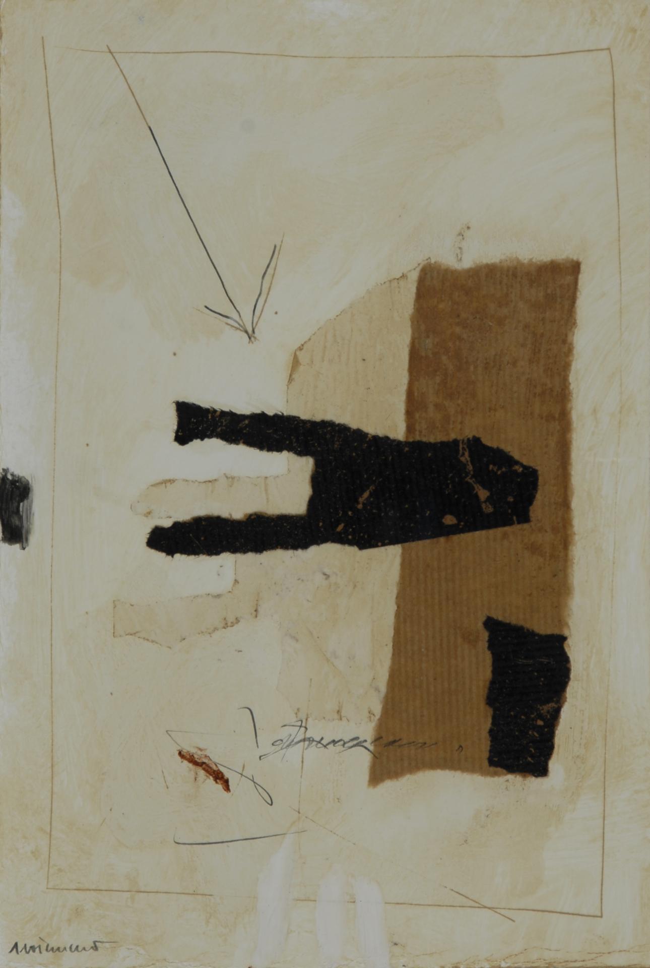 Coignard James, 2 sheets: Sans titre