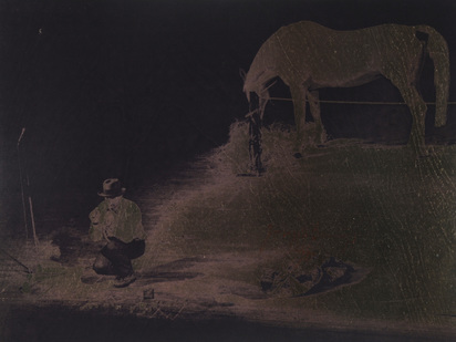 Beuys Joseph, Iphigenie