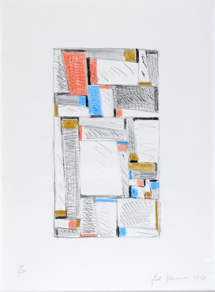 Color Drawing for Relational Painting