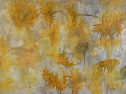 Dunlop Richard, Sunflowers-Feldbach