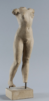 Bänninger Otto Charles, Female Nude