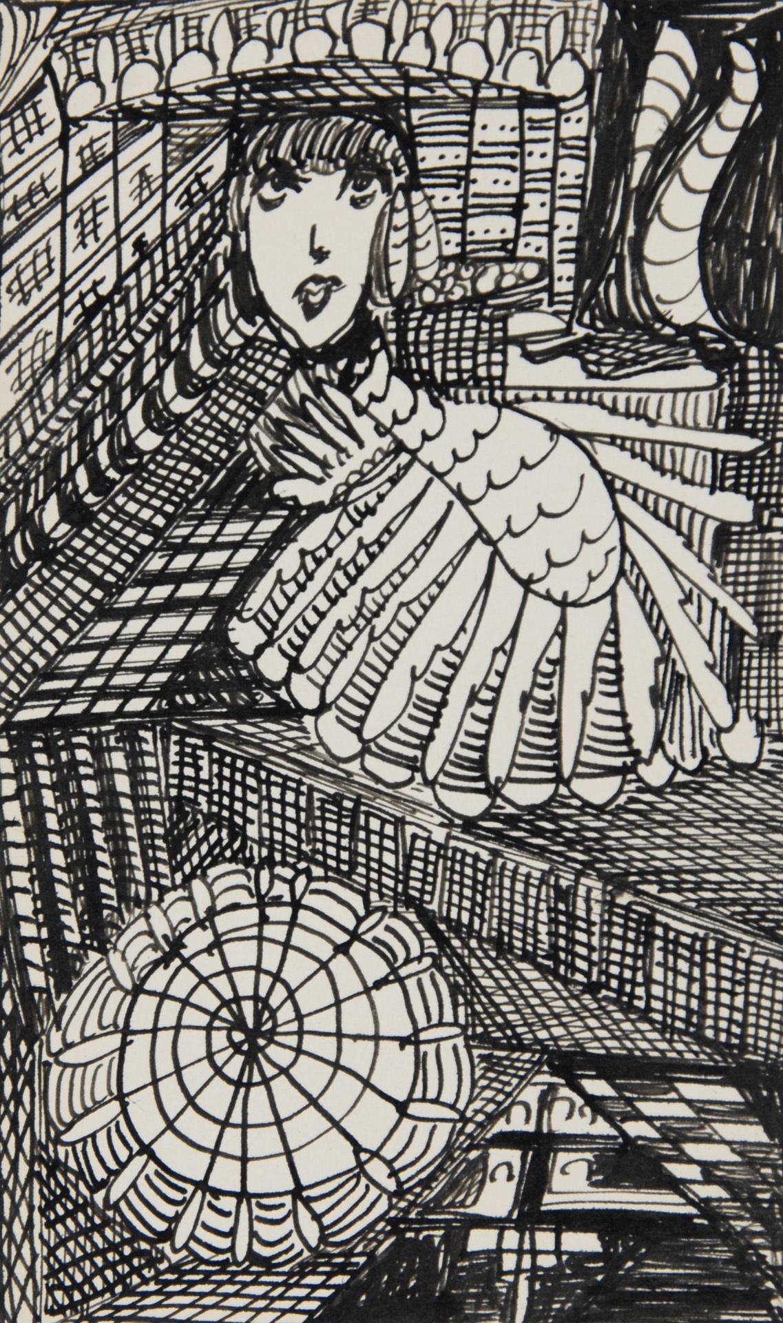 Gill Madge, Woman