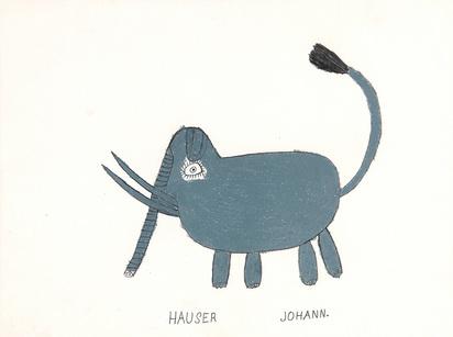 Hauser Johann, Elefant