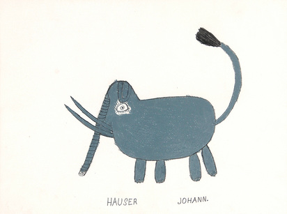 Hauser Johann, Elephant