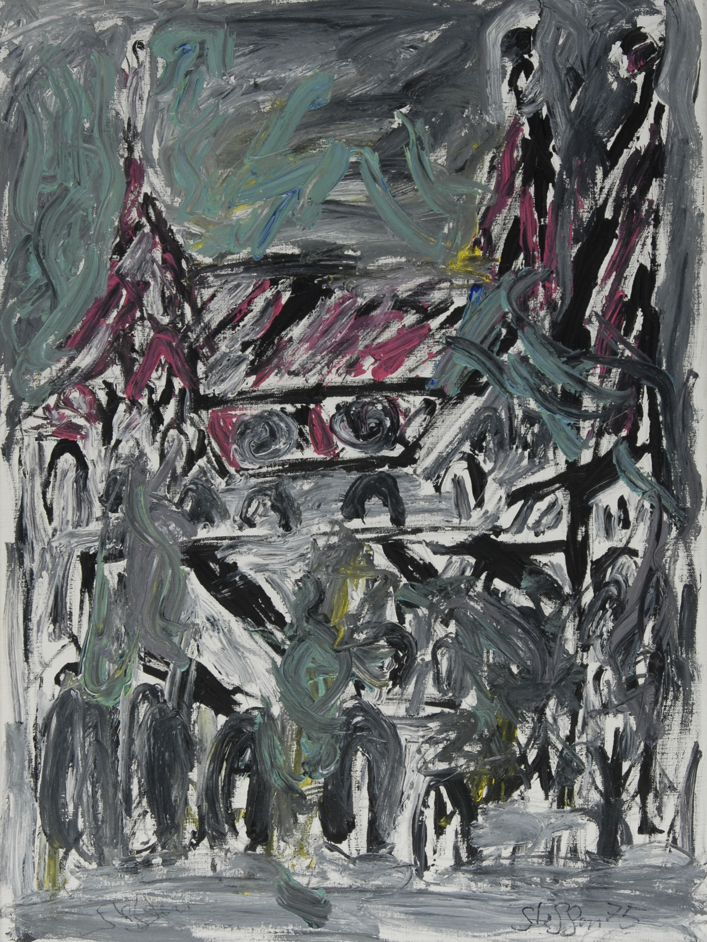 Steffen Walter, View of the City
