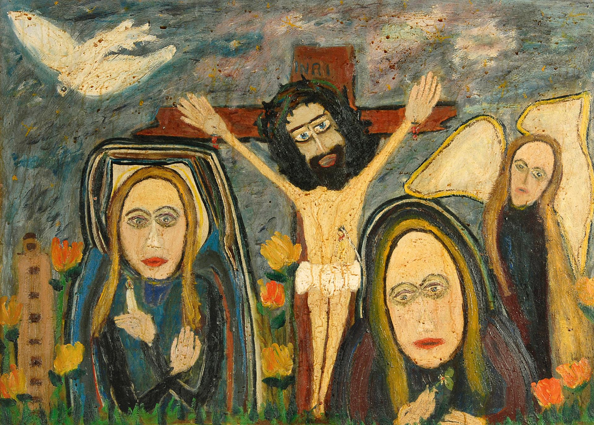 Steffen Walter, Crucifixion