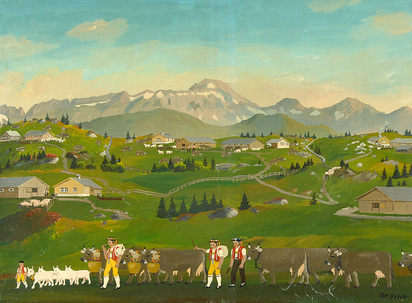 Vetsch Christian, Alpine Life