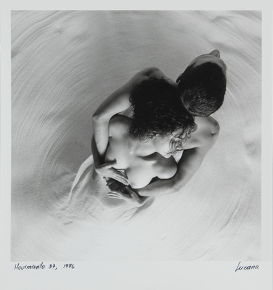 "Lucana (Ana Lucia Pérez Tobón), Movimiento 37, from the series ""Sentir"""
