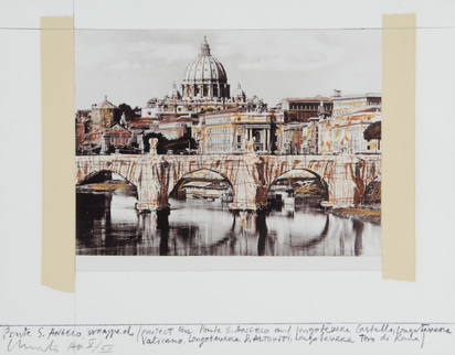 Christo, Folder. Five Urban Projects