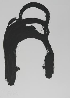 """Beuys Joseph, Untitled (Wagen des Hirschführers), from """"Spur II"""""""