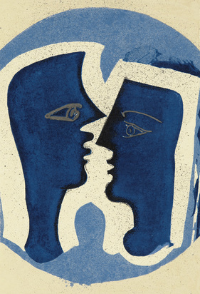 Braque Georges, Buch. René Char. Lettera amorosa