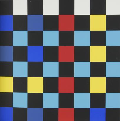 Nemours Aurélie, Buch. Trente-huit peintures à la gouache et au vinyle