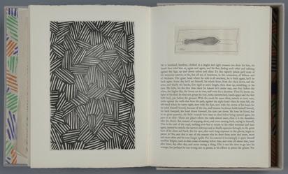 Johns Jasper, Portfolio. Samuel Beckett, Fizzles (Foirades)