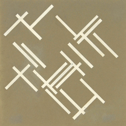 Lohse Richard Paul, Diagonal-Rythmus 6-5, early 1940's