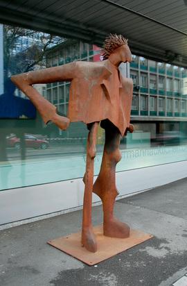 Metzler Kurt Laurenz, Street Man
