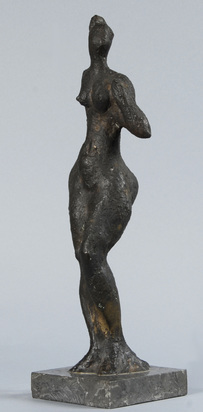 Altri Arnold d', Female Nude Standing