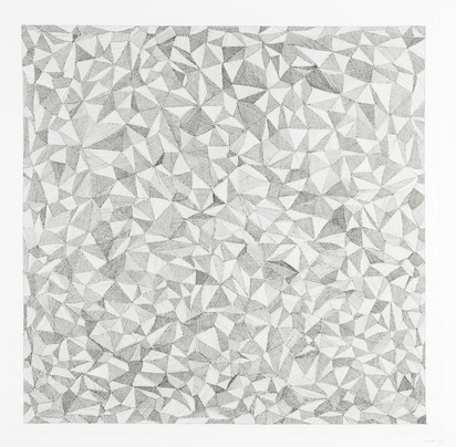 """Lewitt Sol, Complex Forms, from """"The Complete Portfolio"""""""