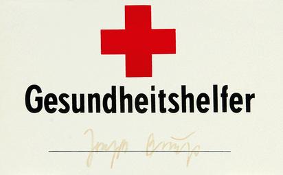 Beuys Joseph, Gesundheitshelfer