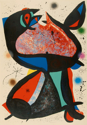 Miró Joan, Nestor