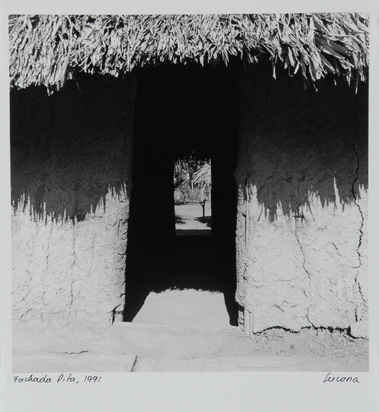 "Lucana (Ana Lucia Pérez Tobón), Fachada Pita, from the series ""Tolu"""