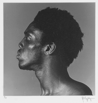 "Mapplethorpe Robert, Alistair Butler, N.Y.C., 1980, from ""Portfolio Z"""