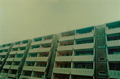 Strba Annelies, Grüner Block