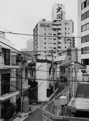 Struth Thomas, Shinju-Ku Tokyo