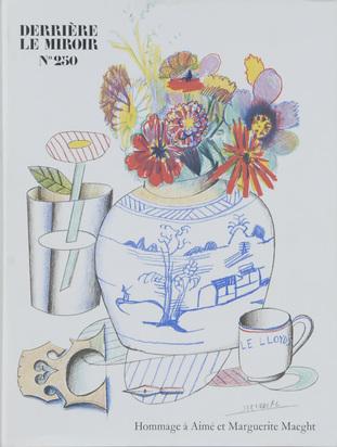 Derrière le Miroir, Hommage à Aimé et Marguerite Maeght, Nr. 250