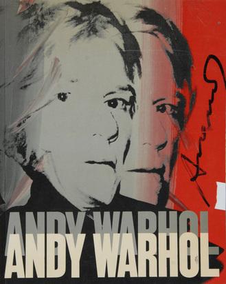 Warhol Andy, Exhibition catalog. Andy Warhol, Ein Buch zur Ausstellung 1978 im Kunsthaus Zürich