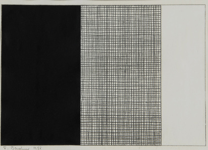 Badur Frank, 3 sheets: Untitled, 1988; 1989; 1991