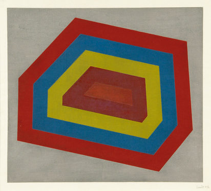 Lewitt Sol, Complex Forms with Bands