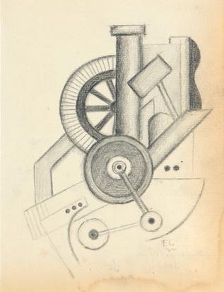 Léger Fernand, Untitled