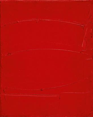 Ruggeri Piero, Rosso acrilico