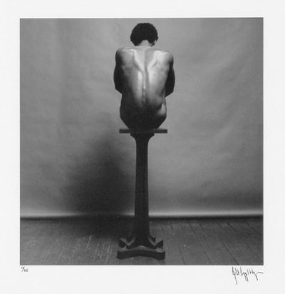 "Mapplethorpe Robert, Philip Prioleau, 1979, from ""Portfolio Z"""