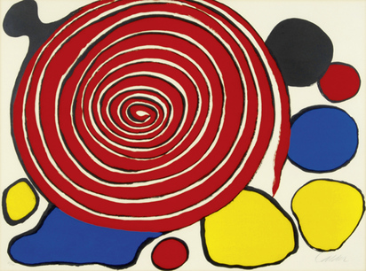 Calder Alexander, Caracol