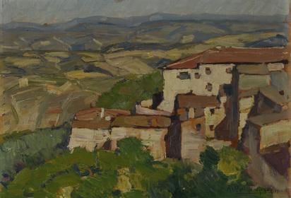 De Grada Raffaele, San Gimignano