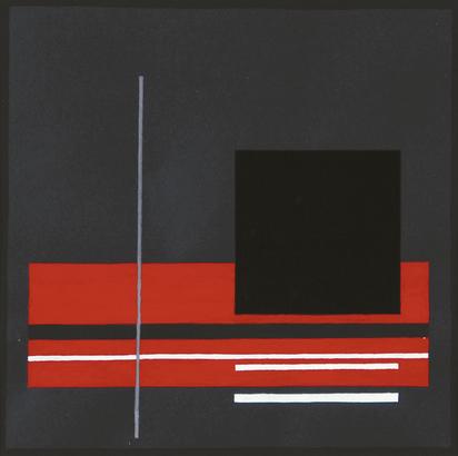 Gorin Jean, Composition plastique N°18
