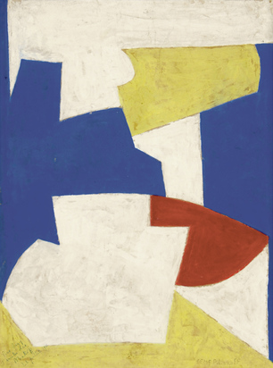 Poliakoff Serge, Composition abstraite