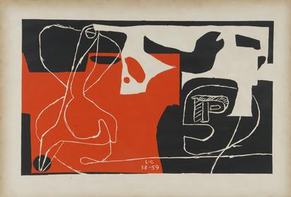 Corbusier Le, Les dés sont jetés